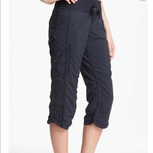Zella Cropped Runched Jogger Pants